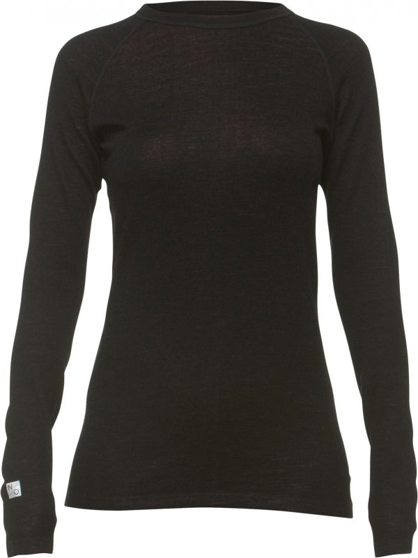 Sensitive 225 base layer shirt, women