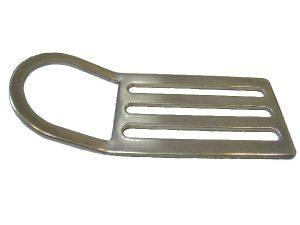 Offset D-ring