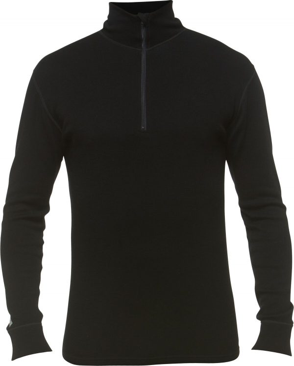 Arctic 260 base layer zip shirt, men