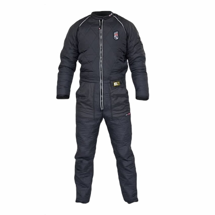 Electrically heated undersuit