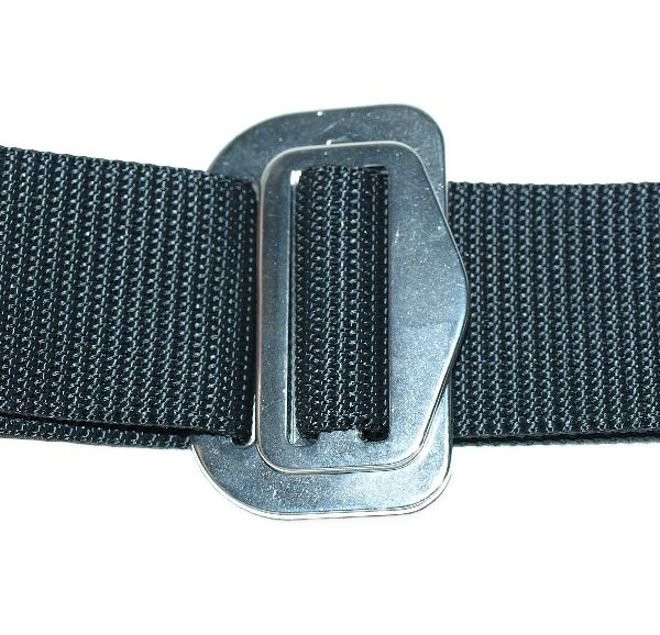 SS buckle for adjustable harness