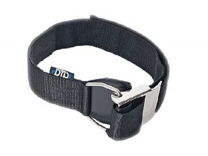 Tank strap with stainless steel buckle